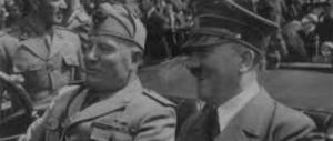 Un film sull'incontro Hitler-Mussolini: «Il Führer era impacciato, il Duce sicuro di sé»