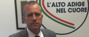 Referendum, Urzì: «Pd a due facce. In Alto Adige ambiguo con i secessionisti»