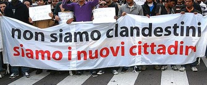 9,3 milioni di italiani a rischio povertà. Pd, M5S ed ex-Dc pensano allo ius soli