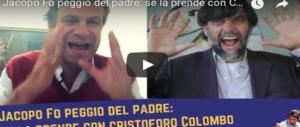 Nicola Porro stronca Jacopo Fo: «Sei peggio di tuo padre» (video)