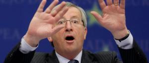 Elezioni, Juncker evoca il nulla di fatto. Motivo in più per votare centrodestra
