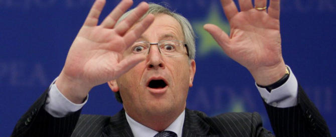 Juncker/Amazon: ma quanto sono furbi questi nostri fratellini europei
