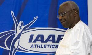 Il potente membro Cio, il senegalese Diack, coinvolto nell'inchiesta