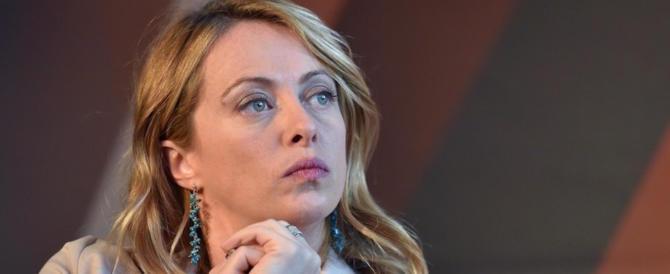 Meloni: «Il centrodestra arriverà al 41% e Fratelli d'Italia all'8%»