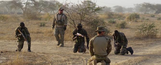 Niger, così i berretti verdi Usa sono caduti nell'imboscata mortale dell'Isis