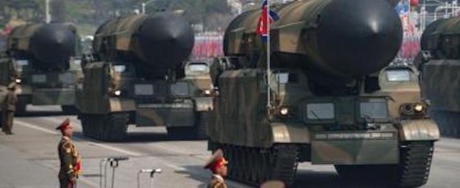 La Corea del Nord: «La guerra nucleare può scoppiare in qualsiasi momento»