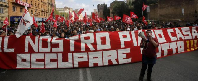 """Ma quali sgomberi: a Roma 12mila occupazioni. Sono gli """"intoccabili"""""""