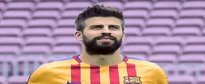 Povero Piqué, ecco tutti i tormenti indipendentisti del calciatore catalano