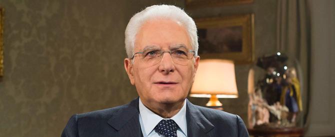 Mattarella: «La libertà di stampa è fondamentale per la democrazia»