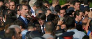 L'affondo di Re Felipe: «Le autorità della Catalogna irresponsabili e sleali»