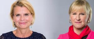 """Due ministre svedesi denunciano: """"Molestie da parte di politici stranieri"""""""
