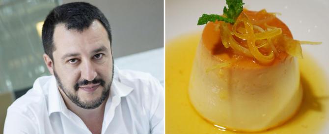 Il crème caramel di Salvini, alla faccia dello sciopero farsa per lo Ius soli