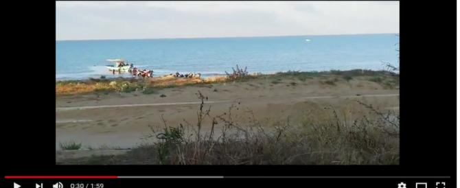 Agrigentino, altro sbarco fantasma: tra i migranti ex detenuti e sospetti terroristi. È allarme (Video)