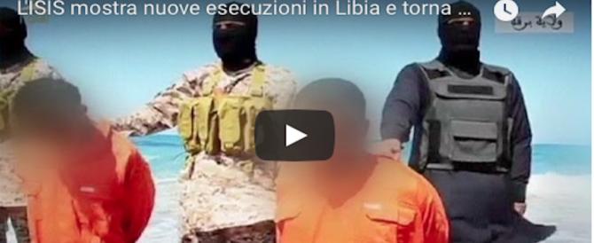 Orrori targati Isis, dalla Libia all'Iraq riemergono corpi decapitati e fosse comuni (Video)