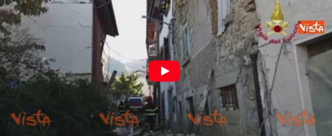 Terremoto, e poi? È record di recuperi dei beni, ma le città sono ancora deserte (VIDEO)