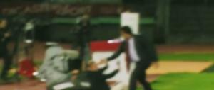 Schiaffi a un giornalista, per il presidente del Sion daspo di 14 mesi (video)