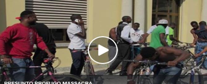 Immigrato ruba la bici a una ragazza di Padova. Poi la pesta pure selvaggiamente (VIDEO)