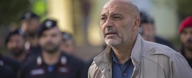 Pirozzi si candida alle Regionali: lista civica alleata con il centrodestra