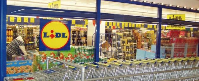 I supermercati Lidl cancellano la Croce per non offendere i clienti islamici