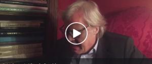 Lo sfogo di Sgarbi: «Italia sfregiata, chi ci governa è peggio dell'Isis (video)