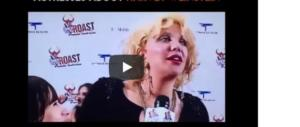 Weinstein, tutti sapevano: ecco che diceva Courtney Love in un video del 2005 (VIDEO)