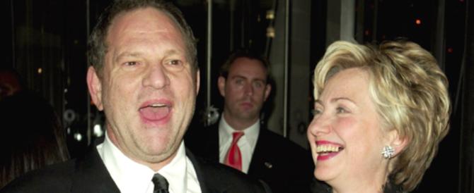 Così l'intoccabile Weinstein finanziava la sinistra americana (video)