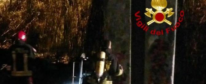 Torvaianica, muore carbonizzata in una baracca: era una clochard