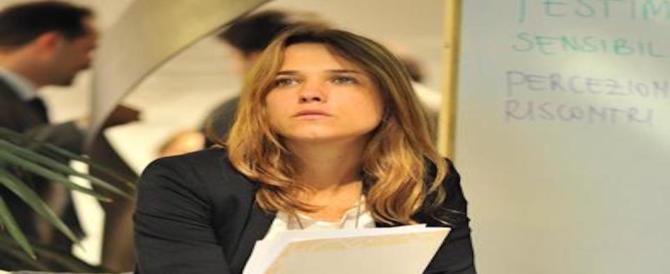 'Haters' contro Francesca Barra: «T…, che Dio ti punisca». E lei li denuncia