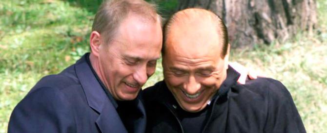 Putin compie 65 anni. E Berlusconi vola in Russia per festeggiare