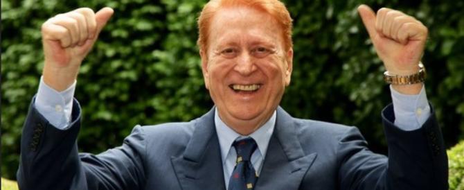 L'ultimo lunedì di Aldo Biscardi: mancò solo il calcio ai suoi funerali