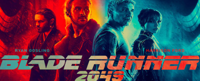 Blade runner 2049, tornano incubi e ansie del mondo cupo dei replicanti