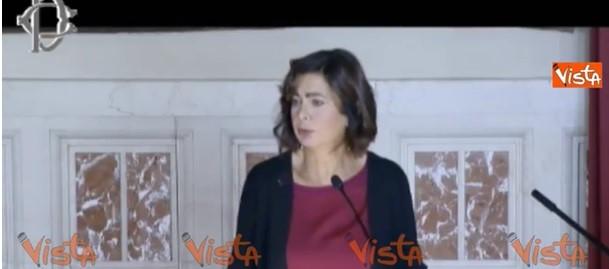 In onda il peggio della Boldrini: viva i partigiani, viva la legge Fiano (VIDEO)