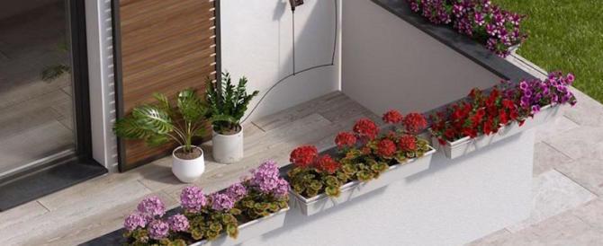 Curare terrazzi e giardini conviene: ecco come funziona il Bonus verde