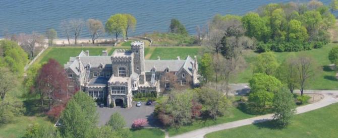 In vendita il castello del Grande Gatsby: 13 stanze e una cifra da capogiro