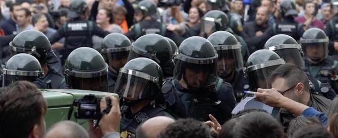 """Il capo della polizia catalana accusato di sedizione: fomentava i """"ribelli"""""""