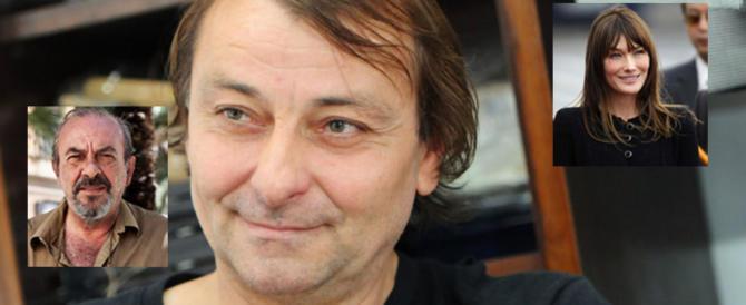 Da Vauro a Carla Bruni: chi sono i fans italiani dell'assassino Cesare Battisti