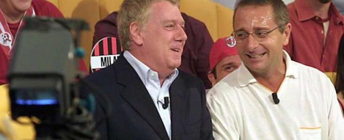 """Claudio Lippi contro Bonolis e Presta. La replica: """"Sei un coglione ingrato"""""""