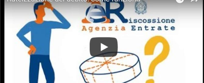 Fisco, come pagare il debito a rate e quali requisiti ci vogliono  (video)