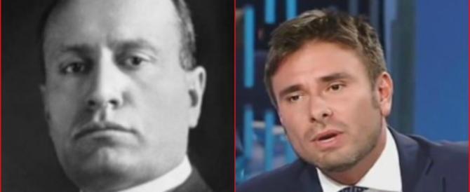 Caro Dibba, su Mussolini chiedi a papà. Così eviti la figura del peracottaro