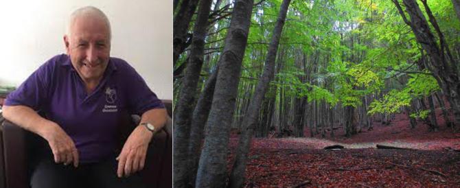 Per sfuggire alla moglie un uomo si rifugia per 10 anni in un bosco
