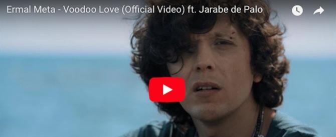 """Ermal Meta d'oro: """"Voodoo Love"""", i record e il viaggio all'estero (video)"""
