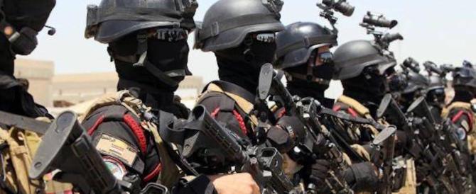 L'esercito iracheno trova e distrugge un campo dell'Isis nell'ovest