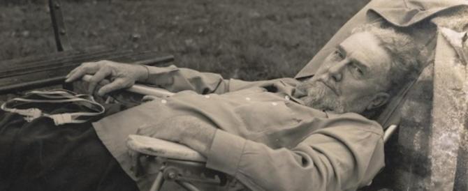 Ezra Pound, la figlia Mary de Rachelwitz racconta il poeta dei Cantos