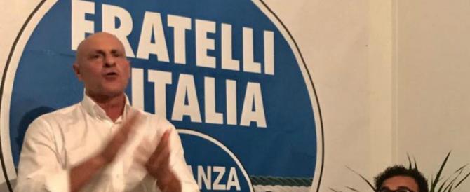 Minacce a Rosato, Rampelli: «I grillini sembrano venuti dal pianeta delle scimmie»