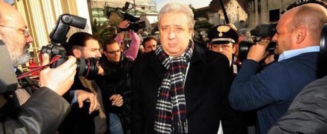 Sequestrata la villa della moglie di Ferraro, politico colluso con i casalesi