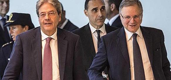 Bankitalia, Gentiloni tira dritto: è Visco il candidato del governo