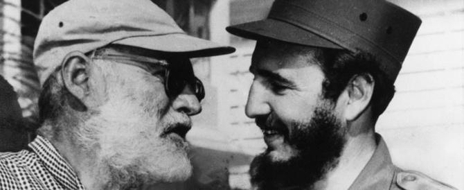 """""""Mussolini, un grande"""". Spunta la confessione del """"comunista"""" Hemingway"""