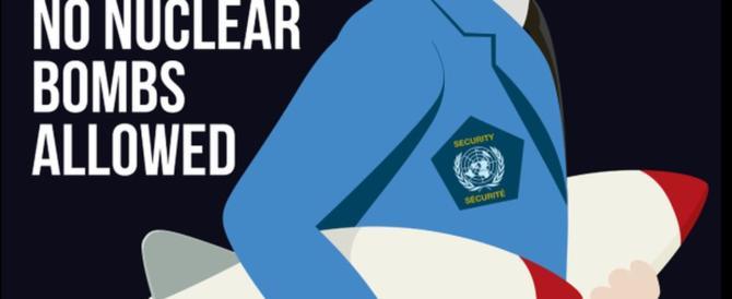 Nobel per la Pace all'Ican: premiate le campagne contro le armi nucleari
