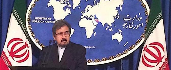 """L'Iran all'Onu: condannate noi ma """"chiudete un occhio"""" sugli Usa…"""