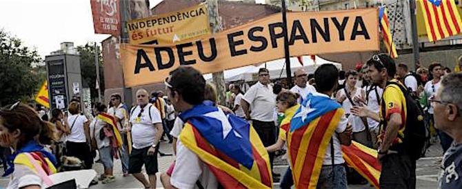 Rajoy: liberare  la Catalogna da questa minoranza secessionista intollerante